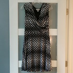 Alyx polka dot dress